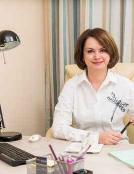 Фаррахова Анжелика Ахатовна