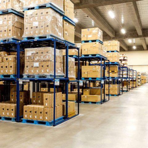 Складская логистика: оптимизация ресурсов склада